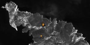 adis - Ano Meria Syros map